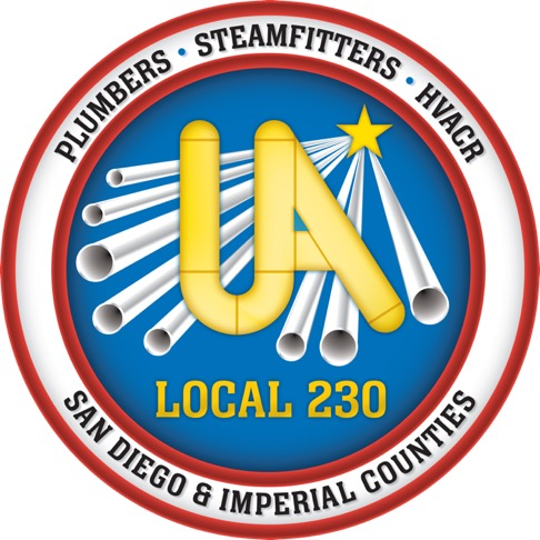 United Association of Plumbers, Steamfitters, & HVACR Local 230